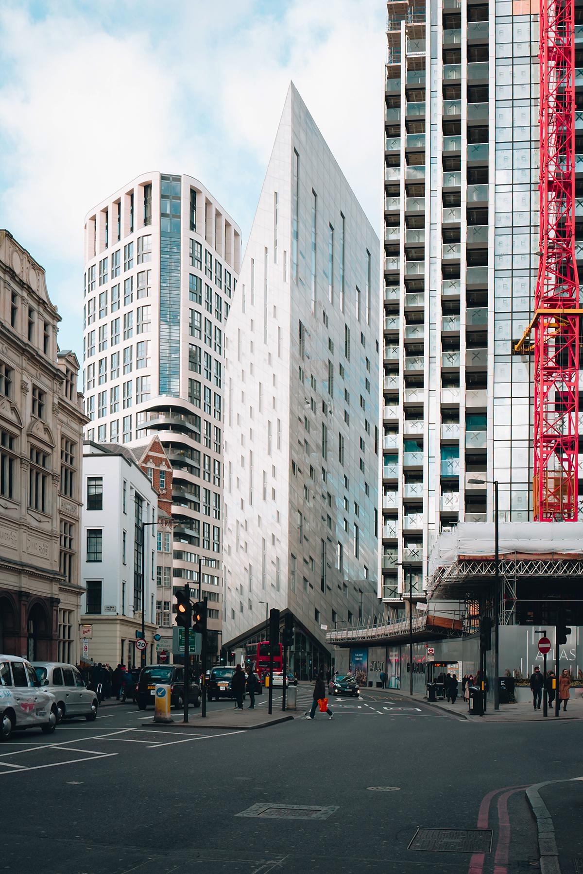 Montcalm Shoreditch: Modern Buildings And Architecture Around The World