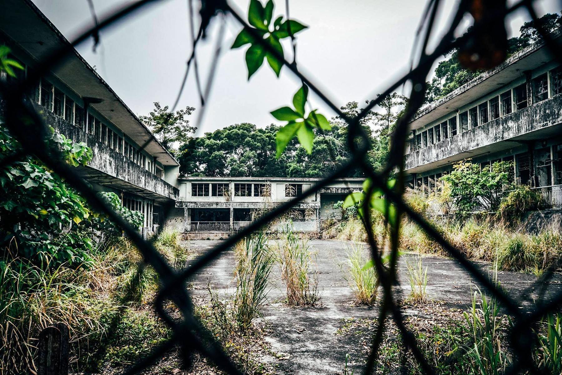 Incredible Abandoned Places In Hong Kong