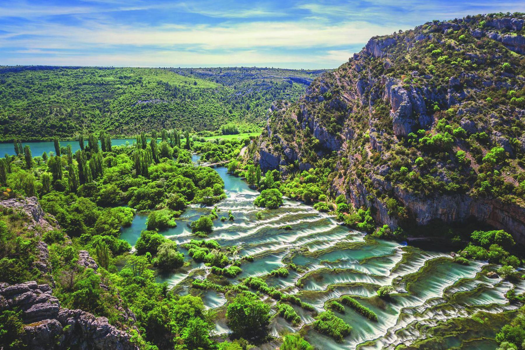 Croatia's Startlingly Beautiful National Parks, Ranked