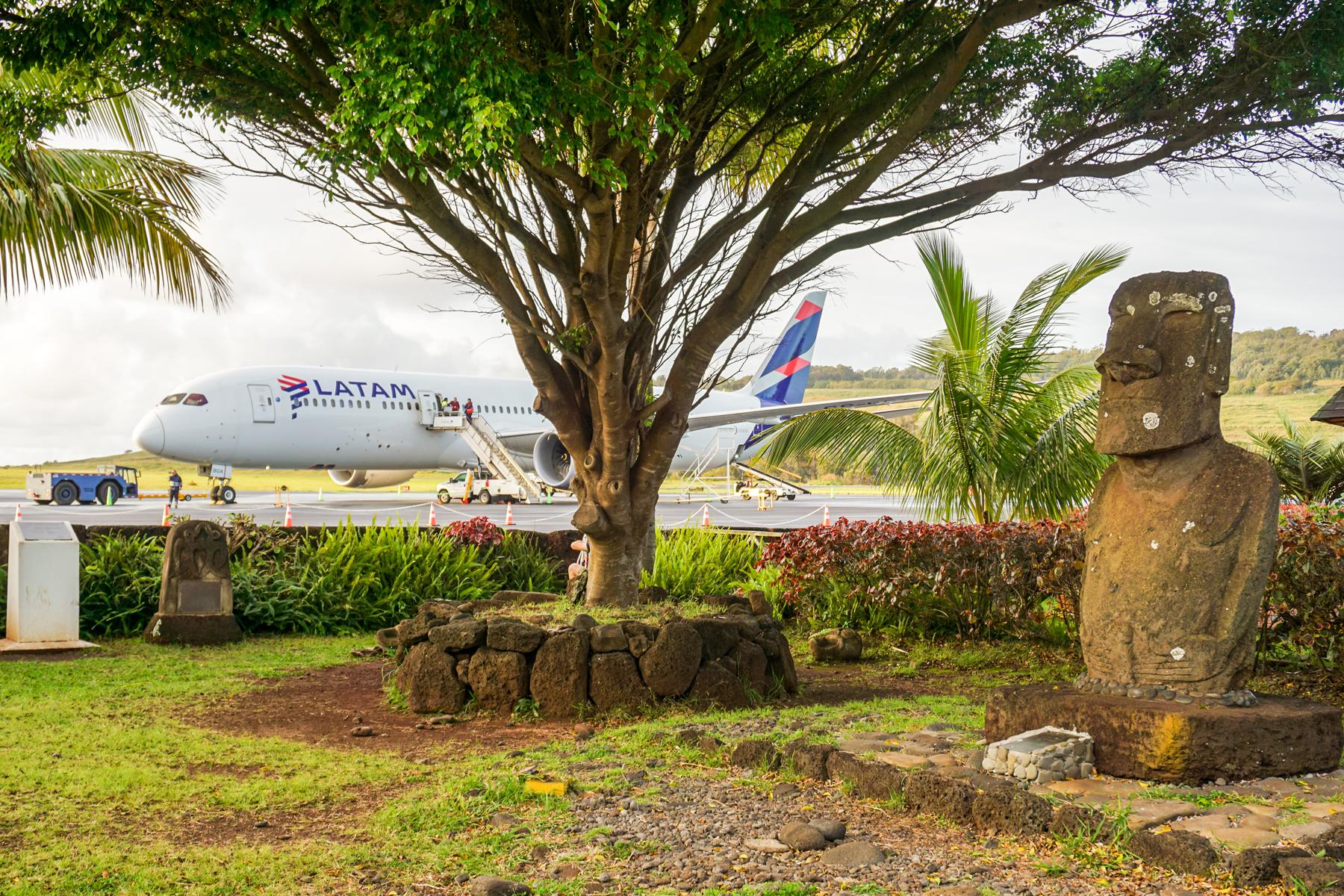 The Inside Story of How LATAM Flew Passengers From Easter Island to