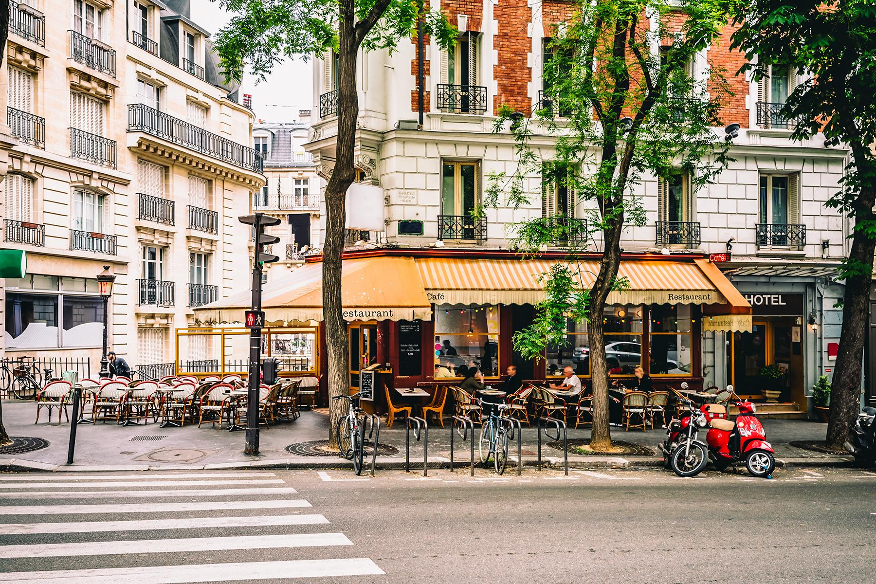 19 Places to Drink Excellent Coffee in Paris