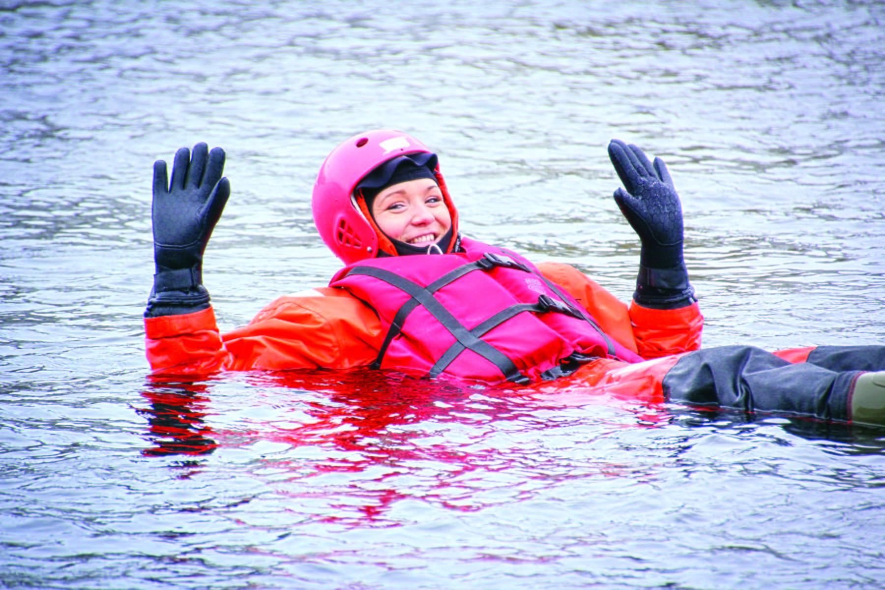 PRL river floating