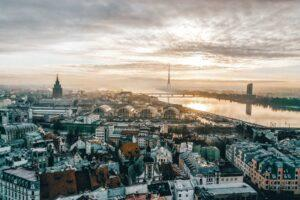 How Riga Learned to Love Its Abandoned Industrial Spaces