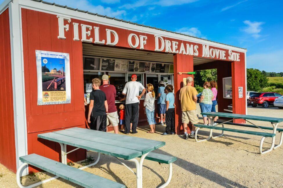 field of dreams 2