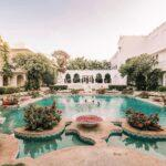 08_Hotelfrom80sMovies__TajLakePalace_8.) Lily Pond - Central Courtyard