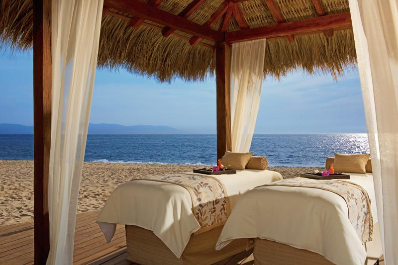 Massage Cabin With Ocean View