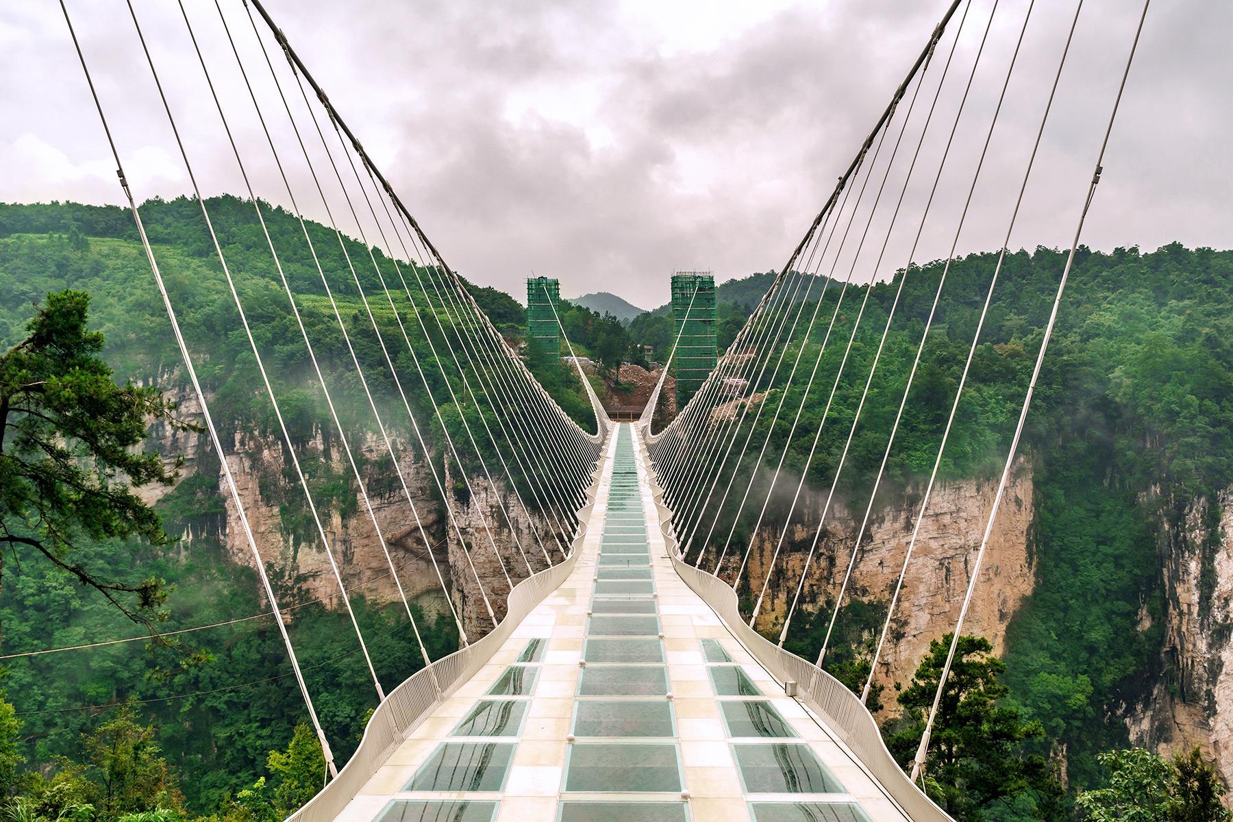 What Are the Coolest Suspension Bridges Around the World?