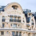 02_01_HotelAwards2020__Europe_HotelLutetia_2 1 Hôtel Lutetia – Façade 1