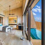 14_Asia__St.RegisMaldives_14.2) Overwater Villa with Pool – Bedroom-Med