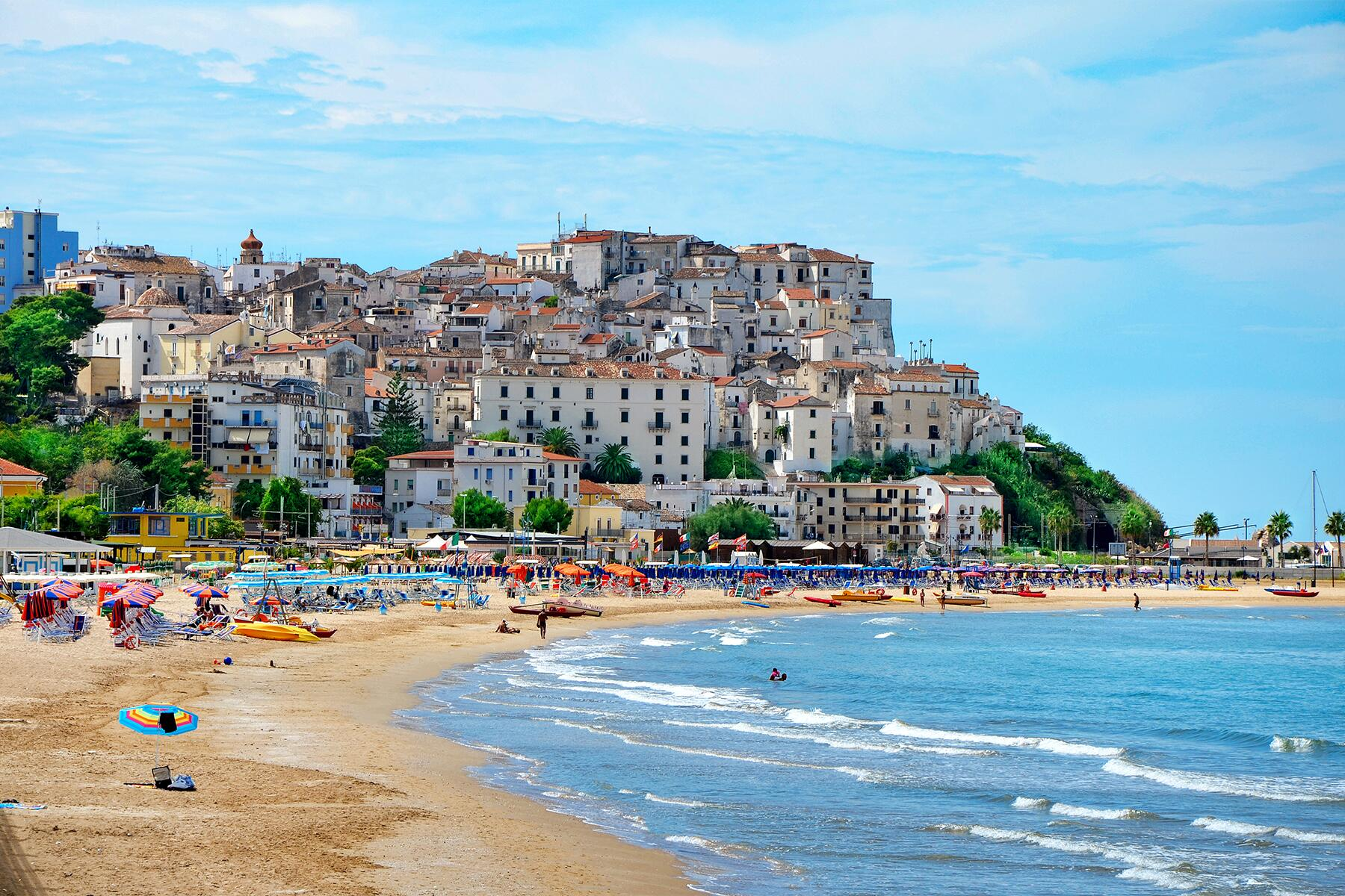 The 20 Most Beautiful Beaches in Italy