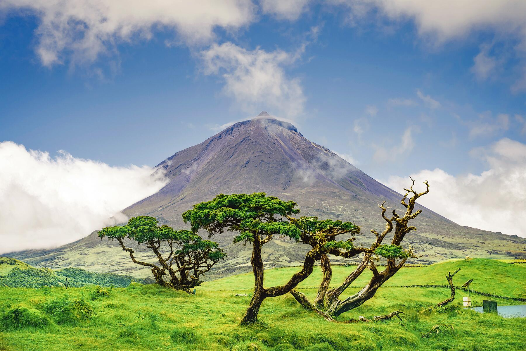 Amazing Natural Wonders In The Azores Islands Portugal