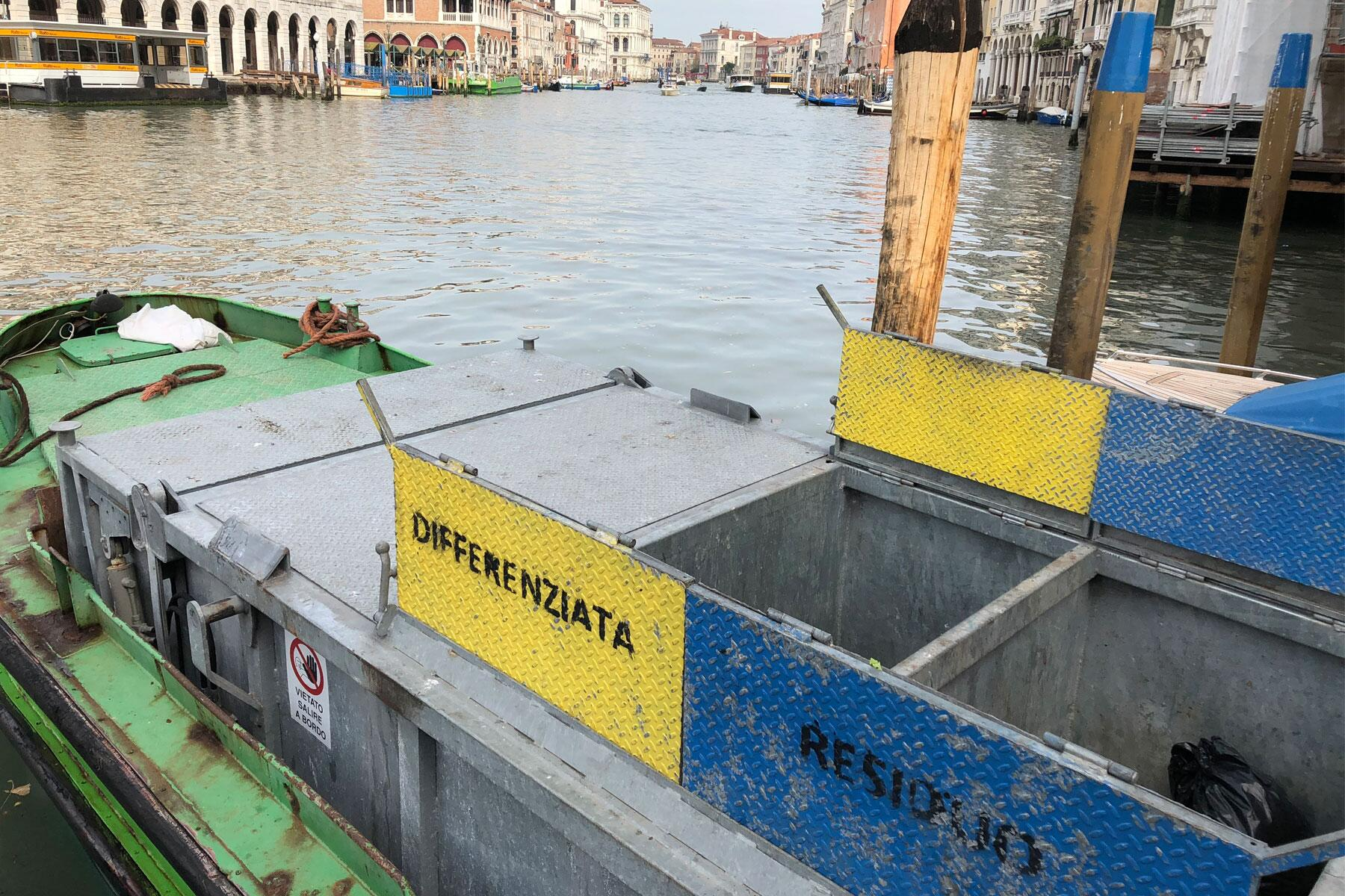 We Can't Think of Anything Grosser Than What These Tourists Did in Venice