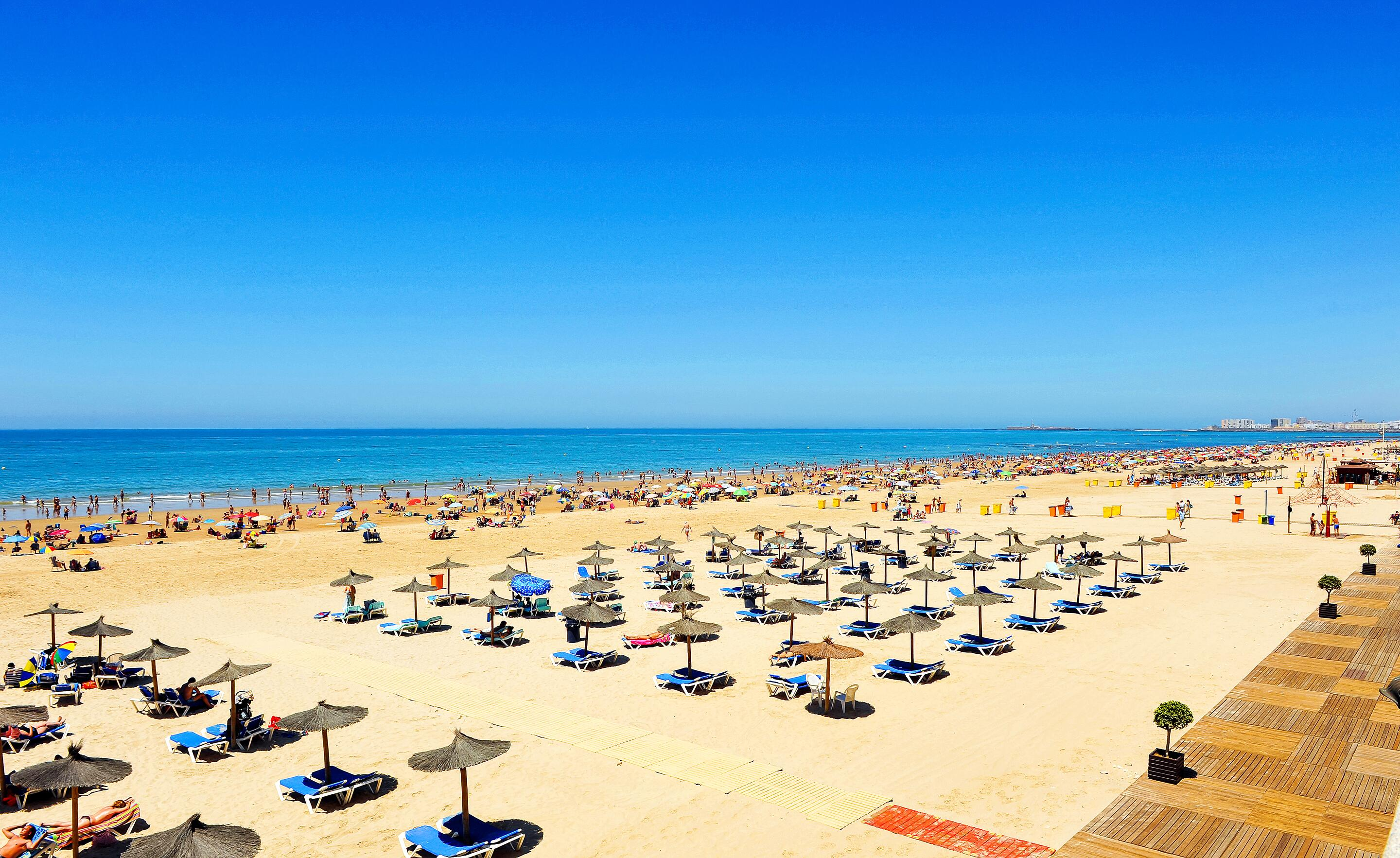 The 15 Best Beaches In Spain