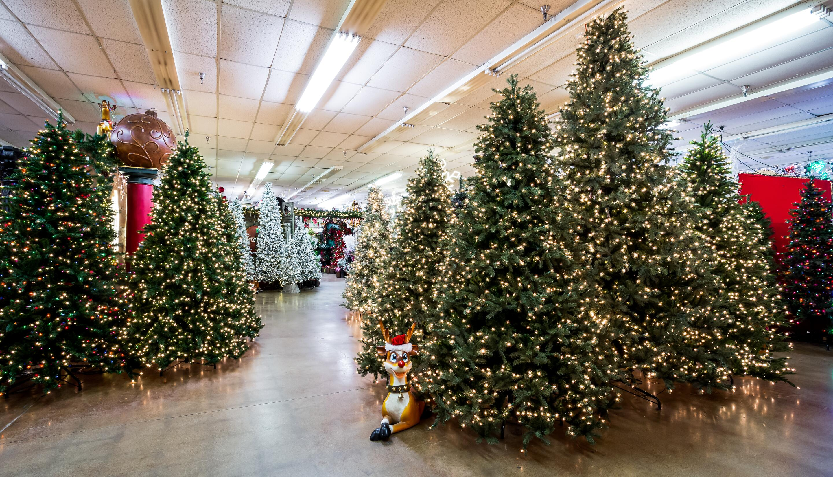 Christmas Stores That Are Open Year Round
