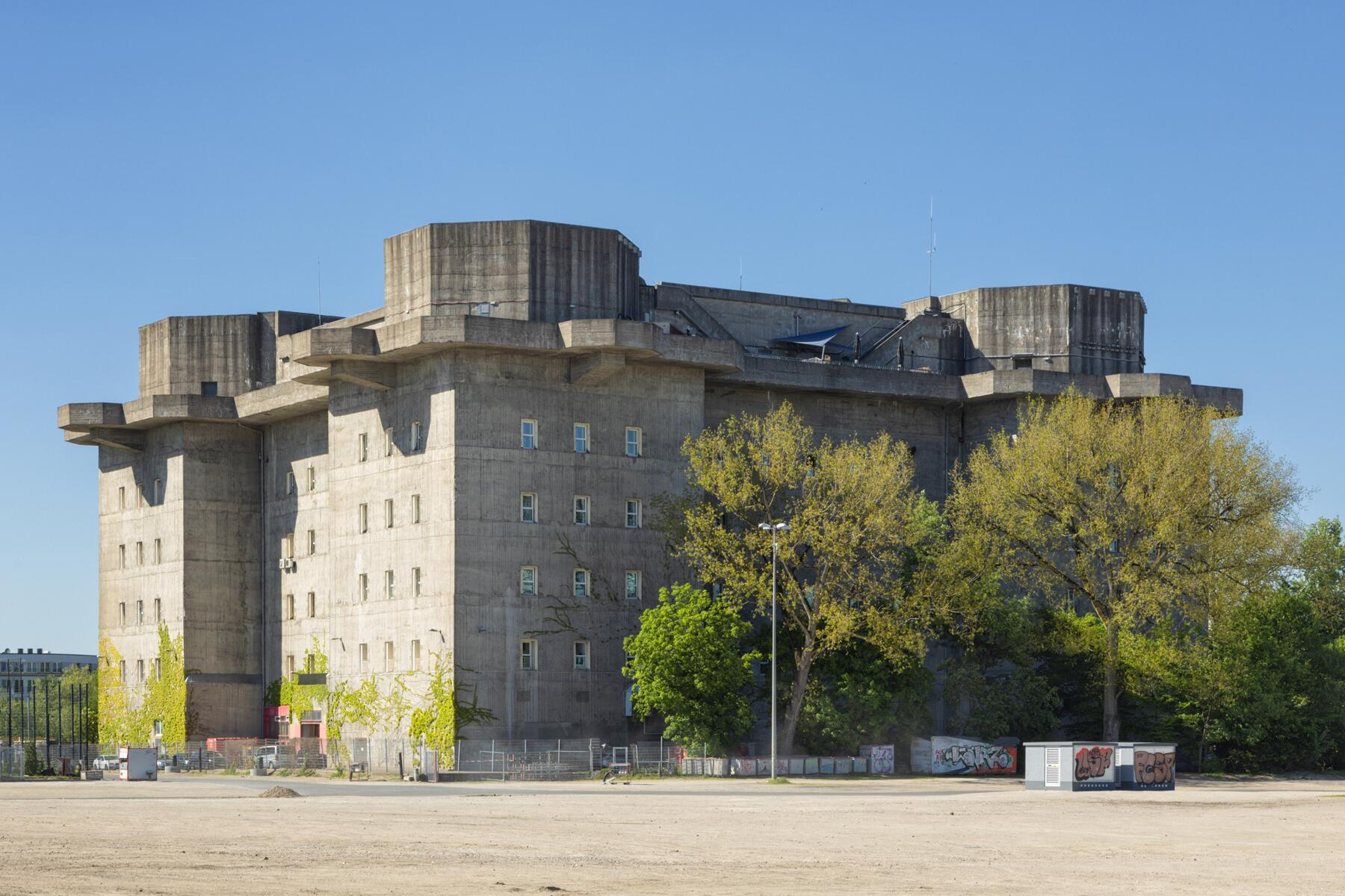Would You Stay in a Hotel Built by Victims of the Nazi Regime?