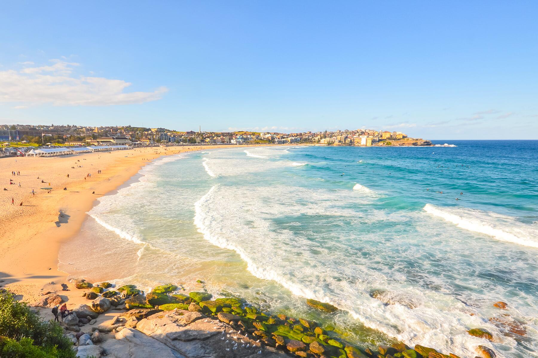 Пляж австралии картинки