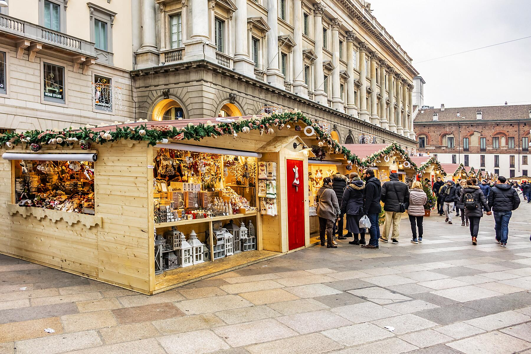 12 Best Christmas Markets in Italy