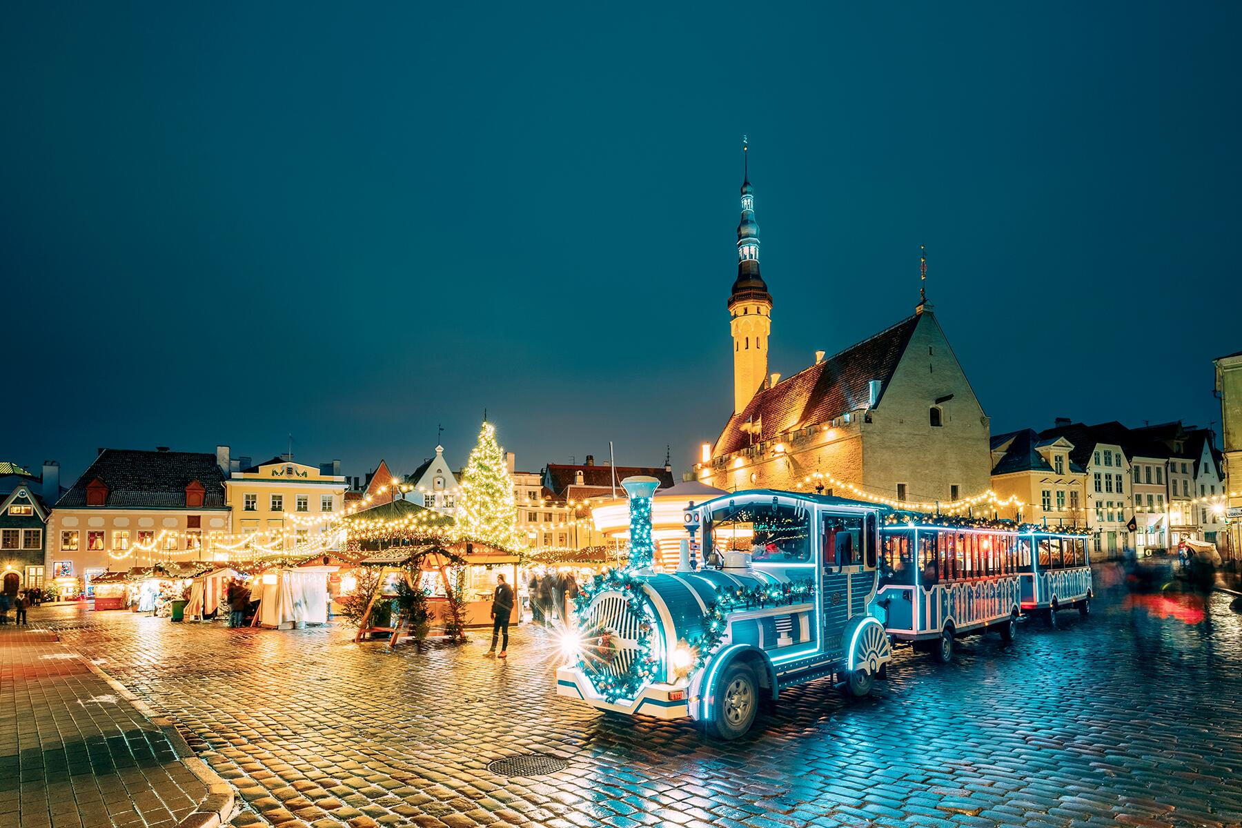 Who Would Have Guessed These Towns Had Christmas Markets?