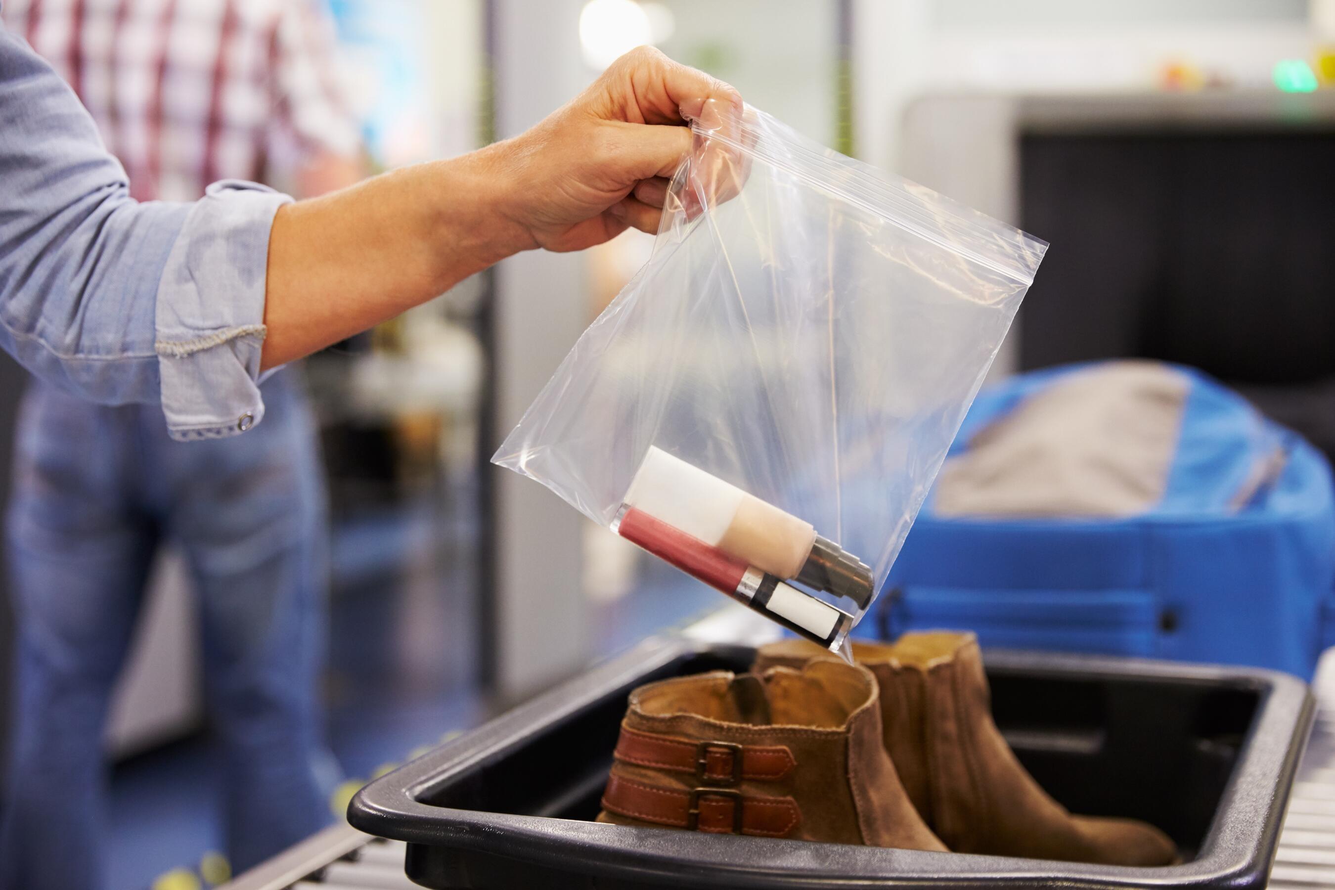 How to Pack Liquids Using the TSA's 3-1-1 Rule