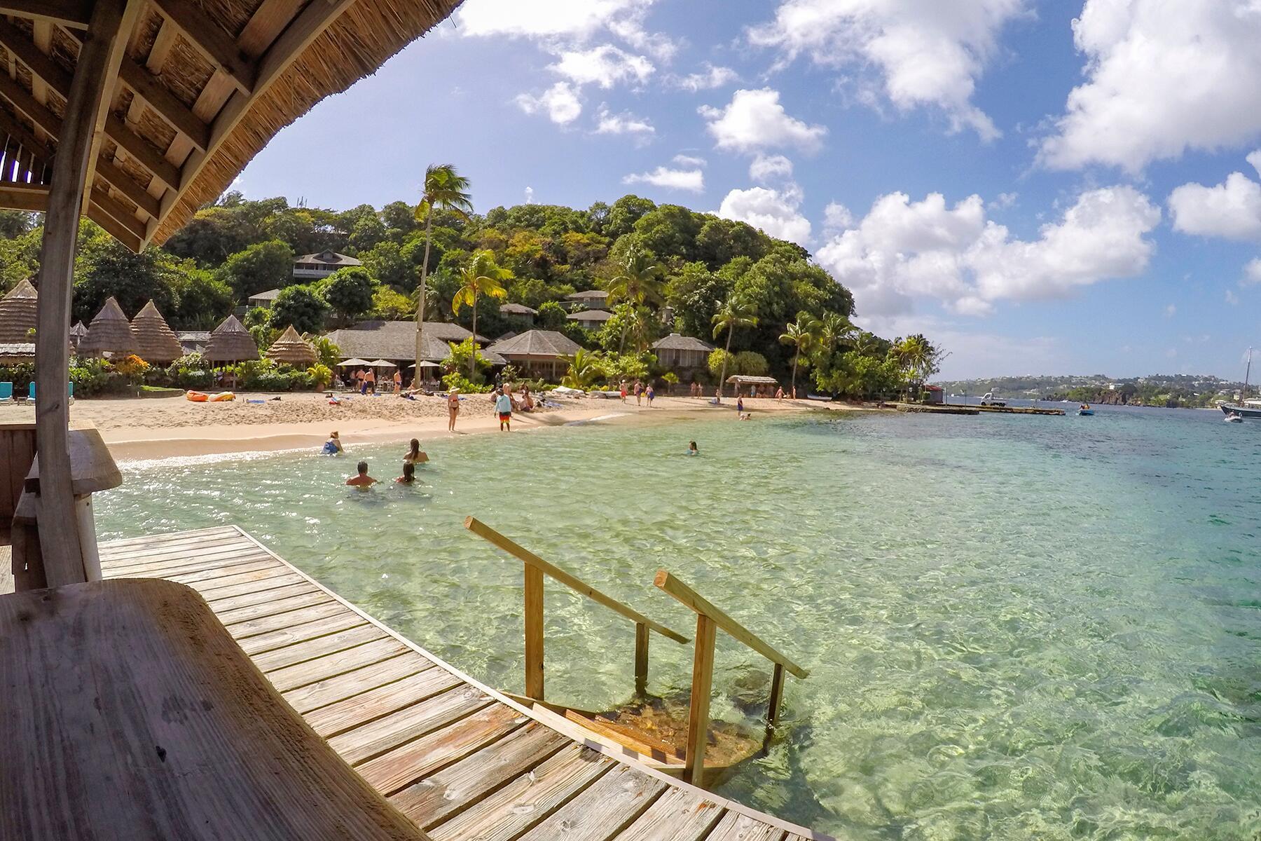 Tropical Beach Destinations For Warm
