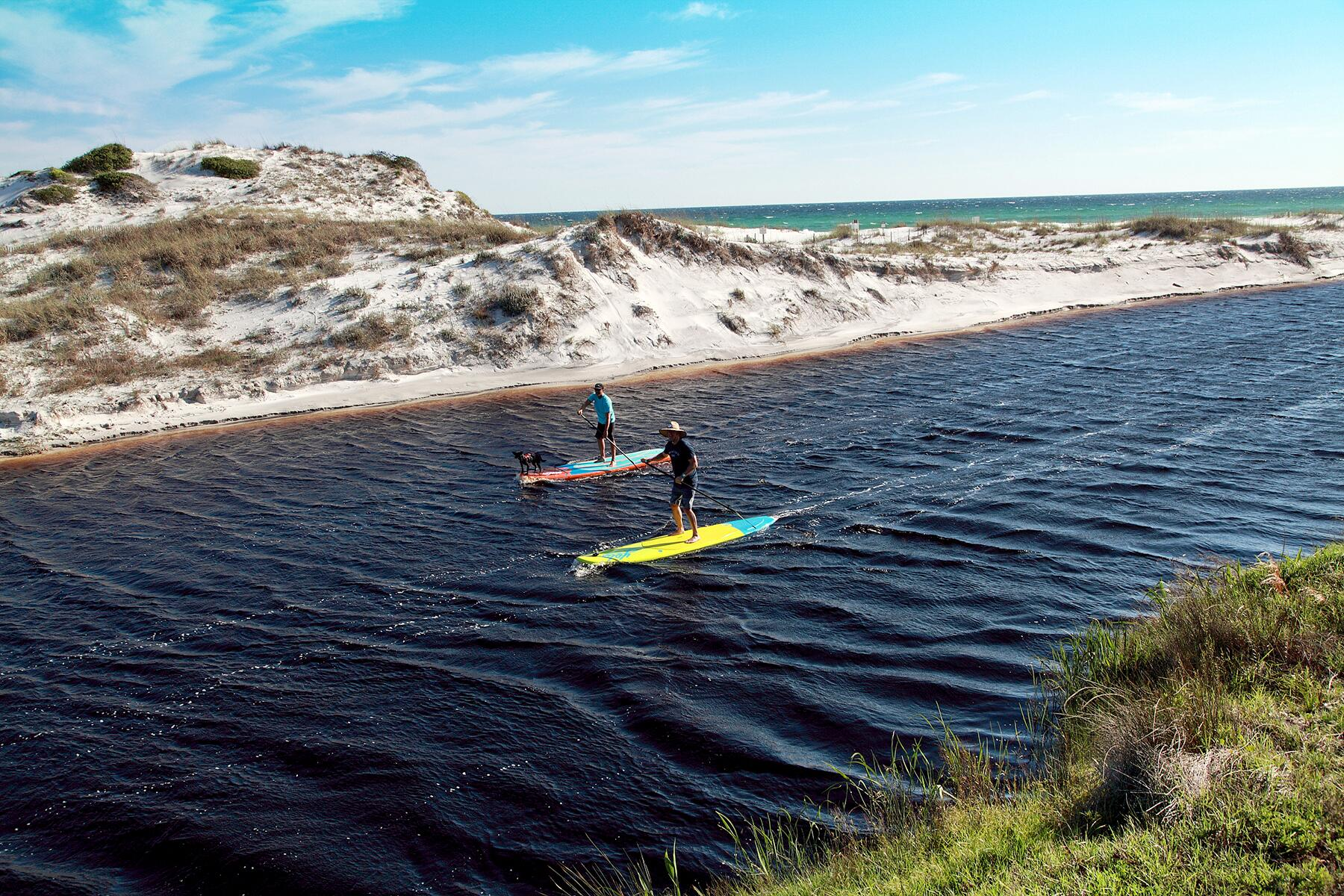 The Best Road Trip Stops Along The Florida Panhandle