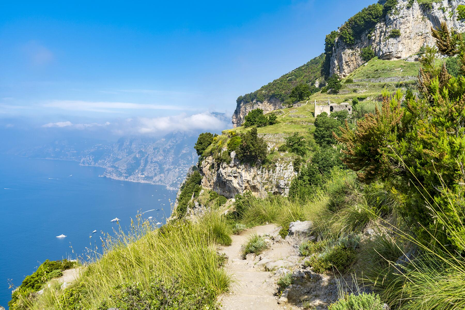 What to See and Do in the Amalfi Coast, Italy
