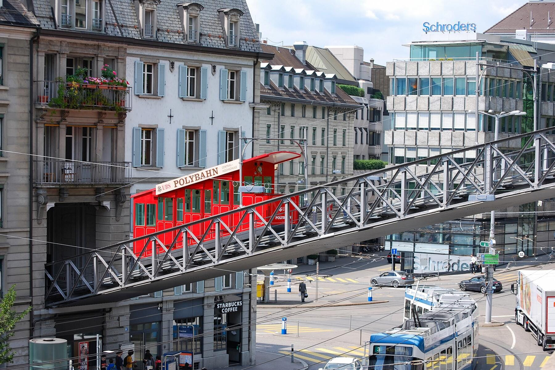 15 of Europe's Most Fantastic Funicular Railways