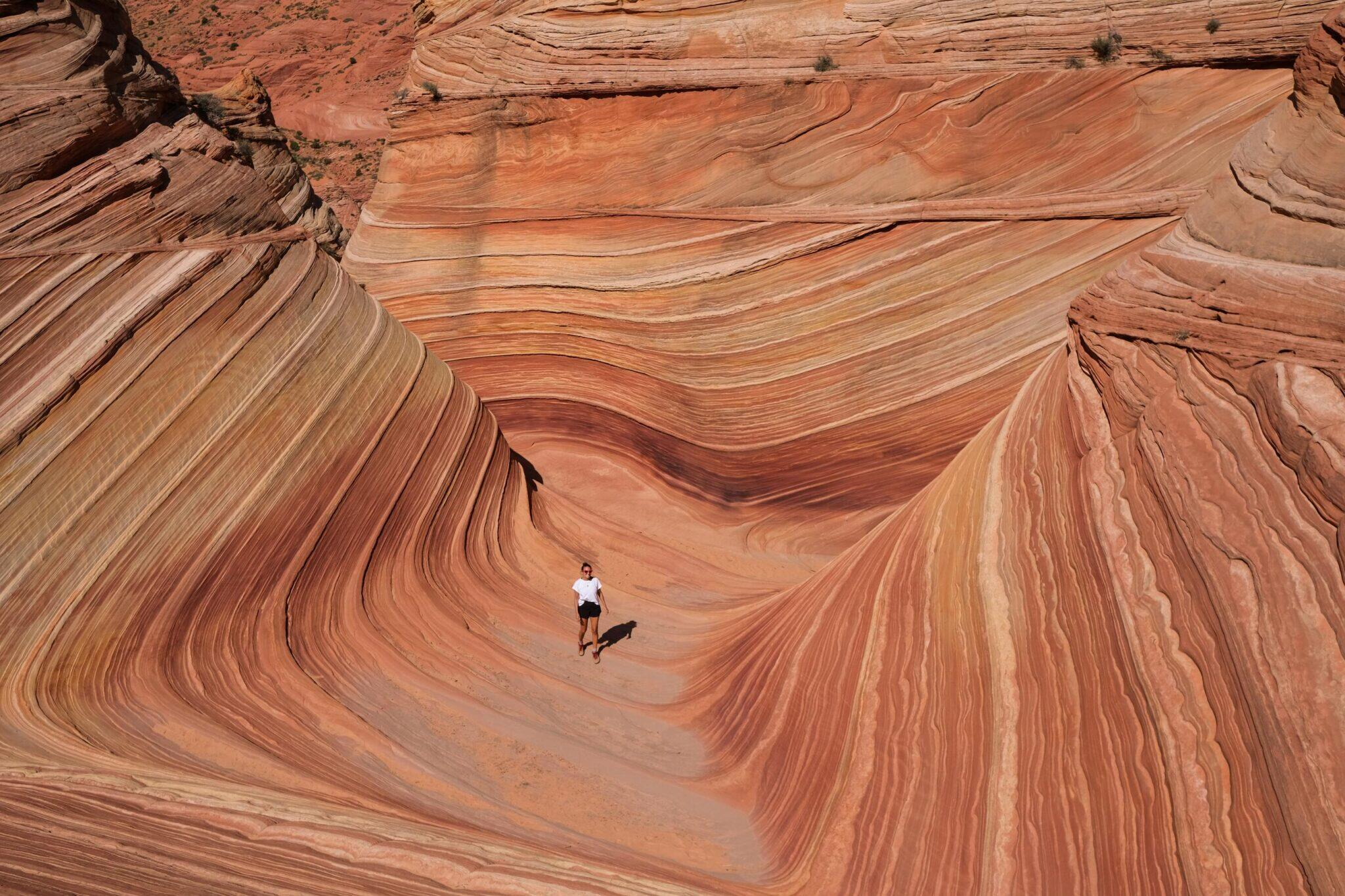 How to Hike The Wave - Utah's Untouched Trail