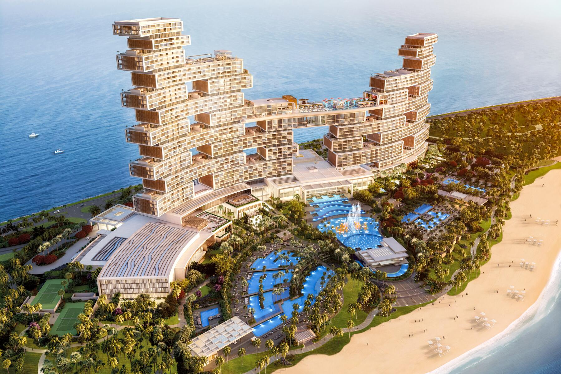 07_NewHotels2020__The Royal Atlantis_11.) theroyalatlantisresortampresidences-skycourtyard-bykpfassociates