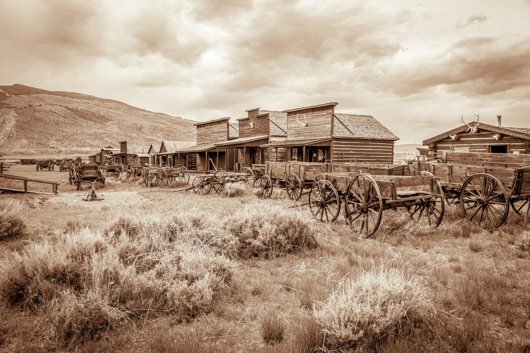 Best Old Wild Wild West Towns in the United States
