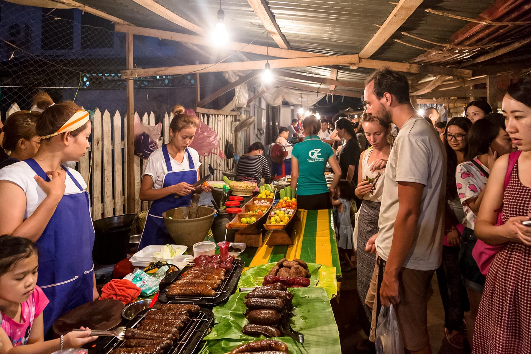 14 Streets Foods You Need to Try in Luang Prabang