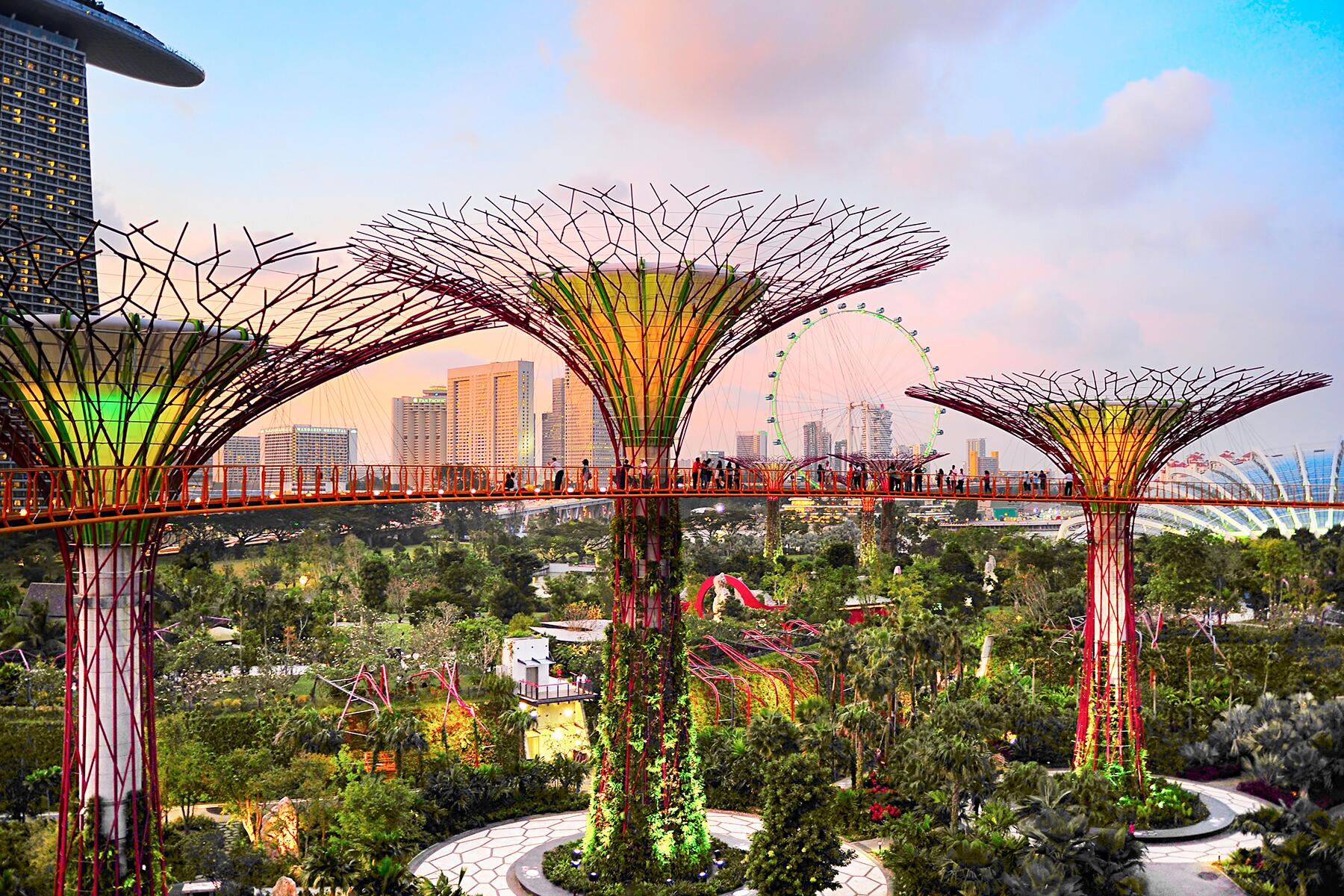 10 of the World's Most Unique Urban Parks