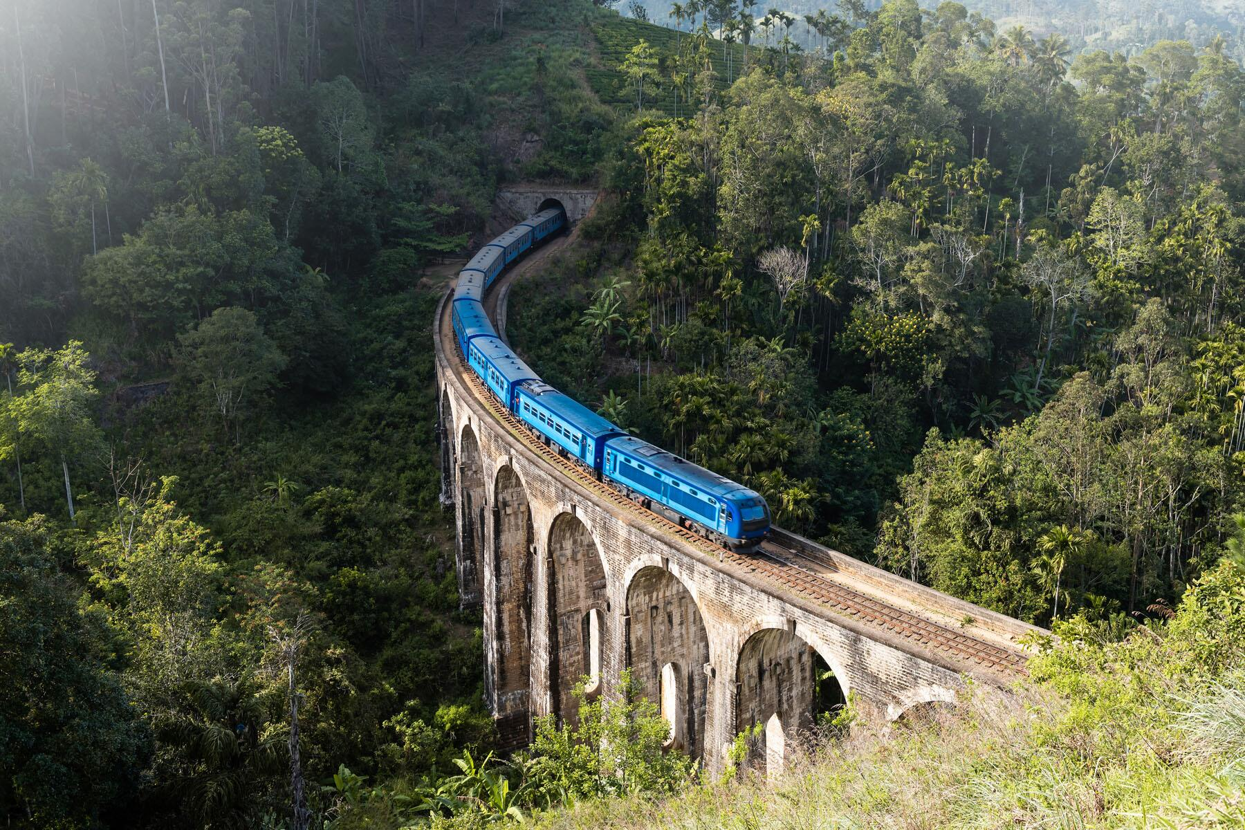 Is This the World's Most Beautiful Train Ride?