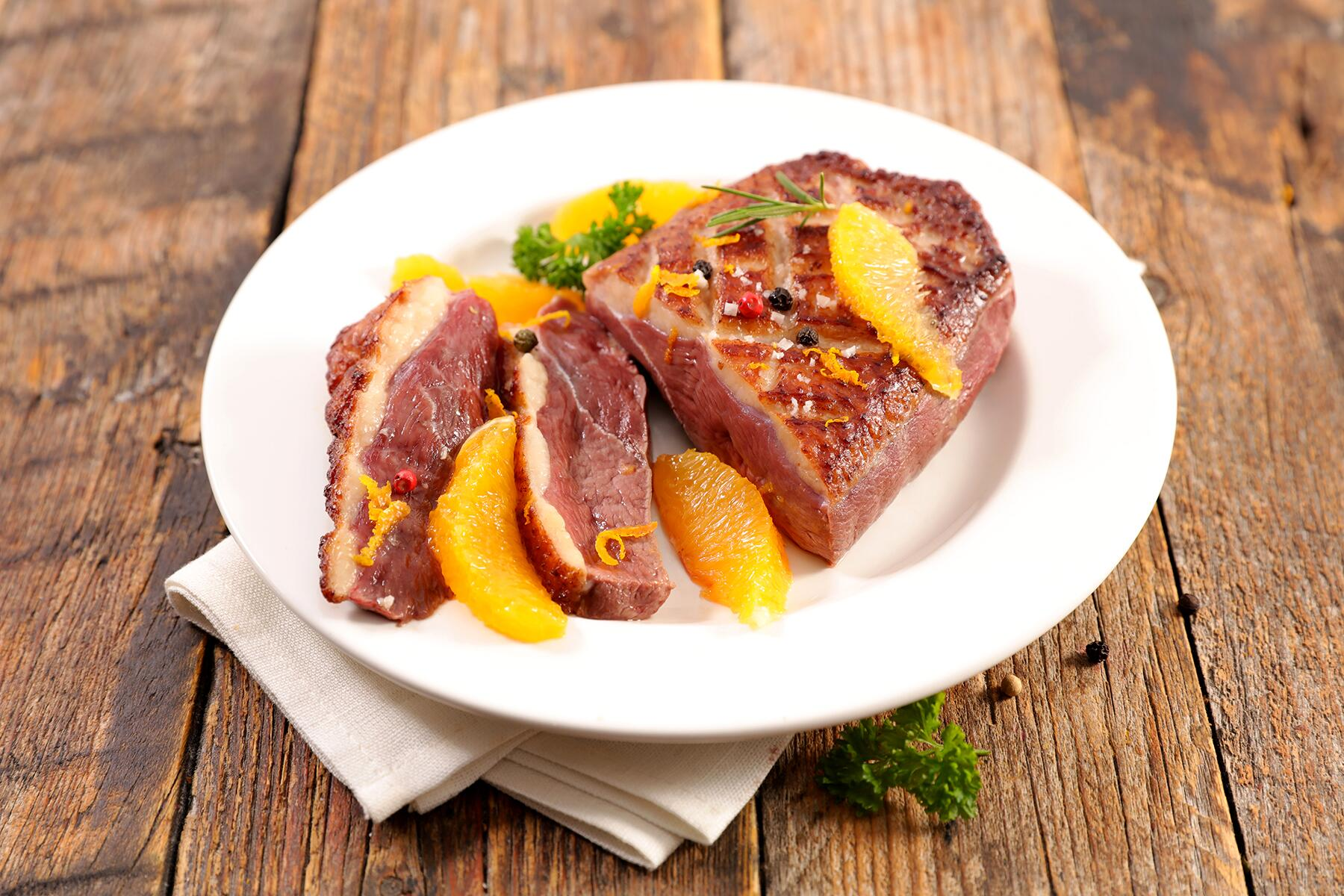 Magret Canard Foie Gras Four the 20 best things to eat in france