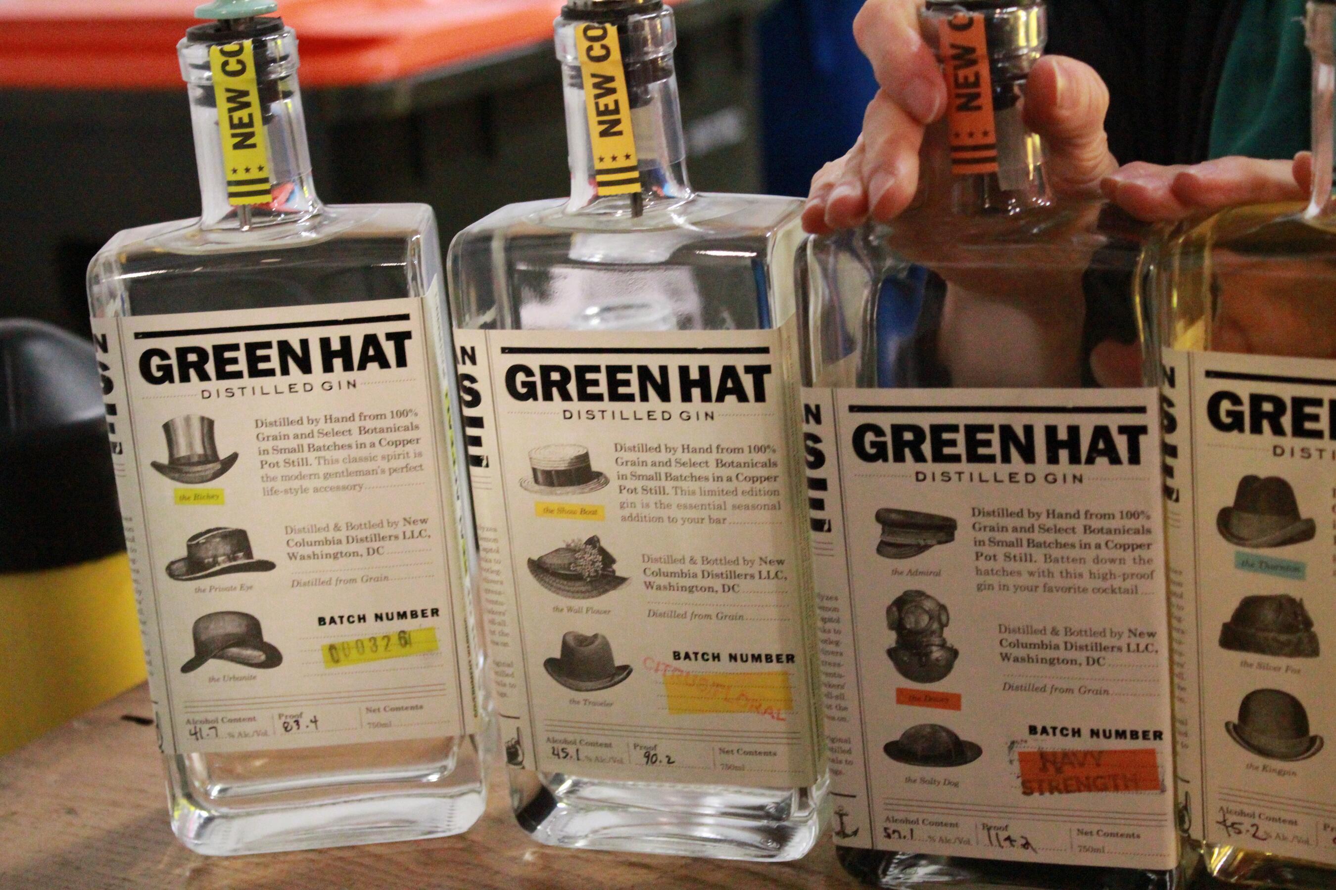 Green Hat Distillery