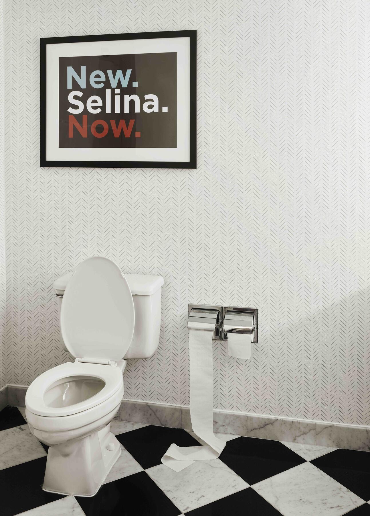 Hamilton Hotel - Veep Suite (Bathroom)