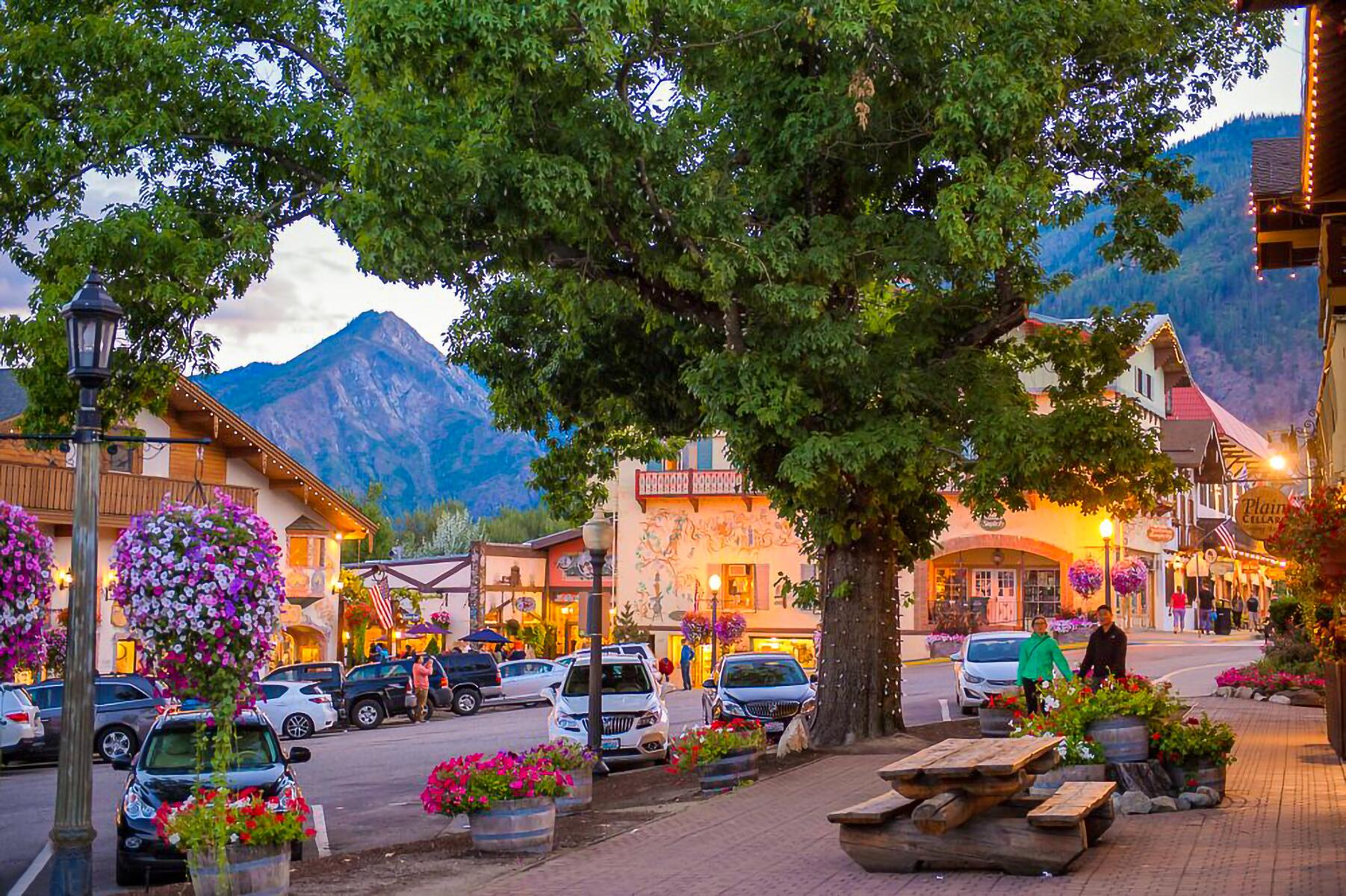 The Most Romantic Small Towns in America