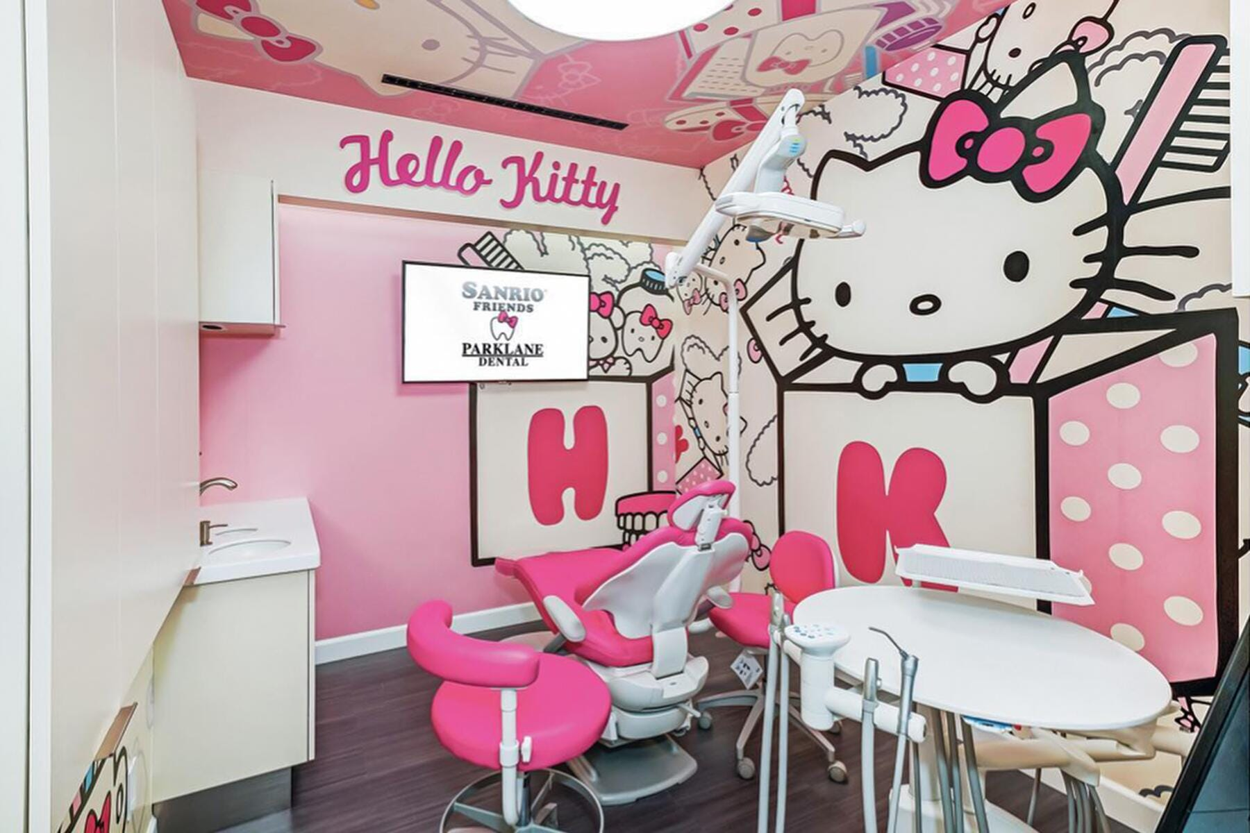Picture of: 15 Hello Kitty Themed Attractions Around The World