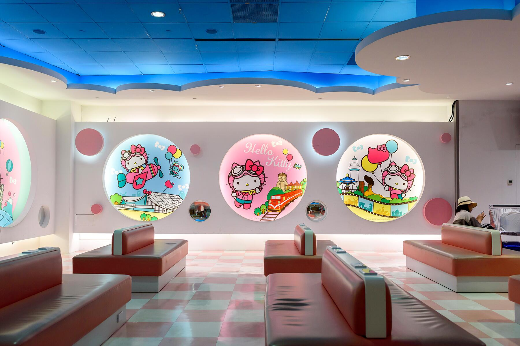 15 Hello Kitty Themed Attractions Around The World