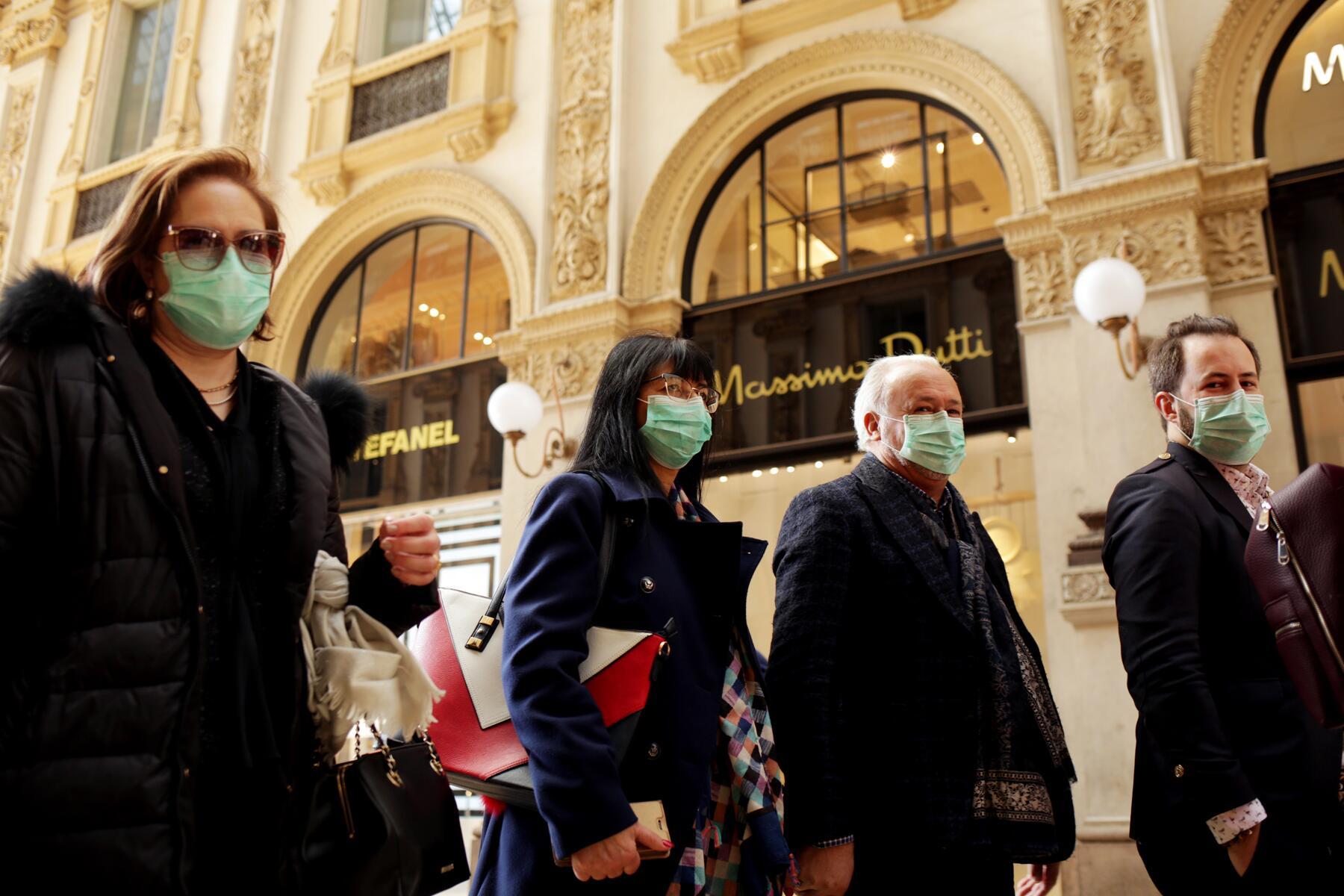 Coronavirus Outbreak: Should You Cancel a Trip to Europe?
