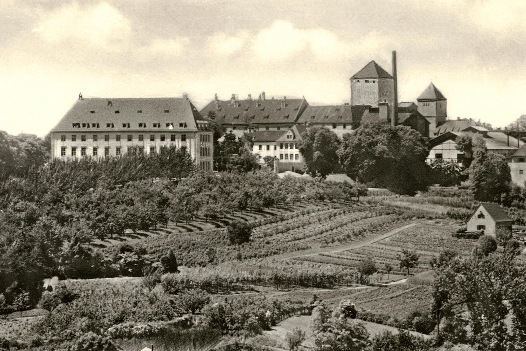 08_OldestRestaurantsintheWorld__OldestBrewery_ 8.) Brauerei historisch_ca1930