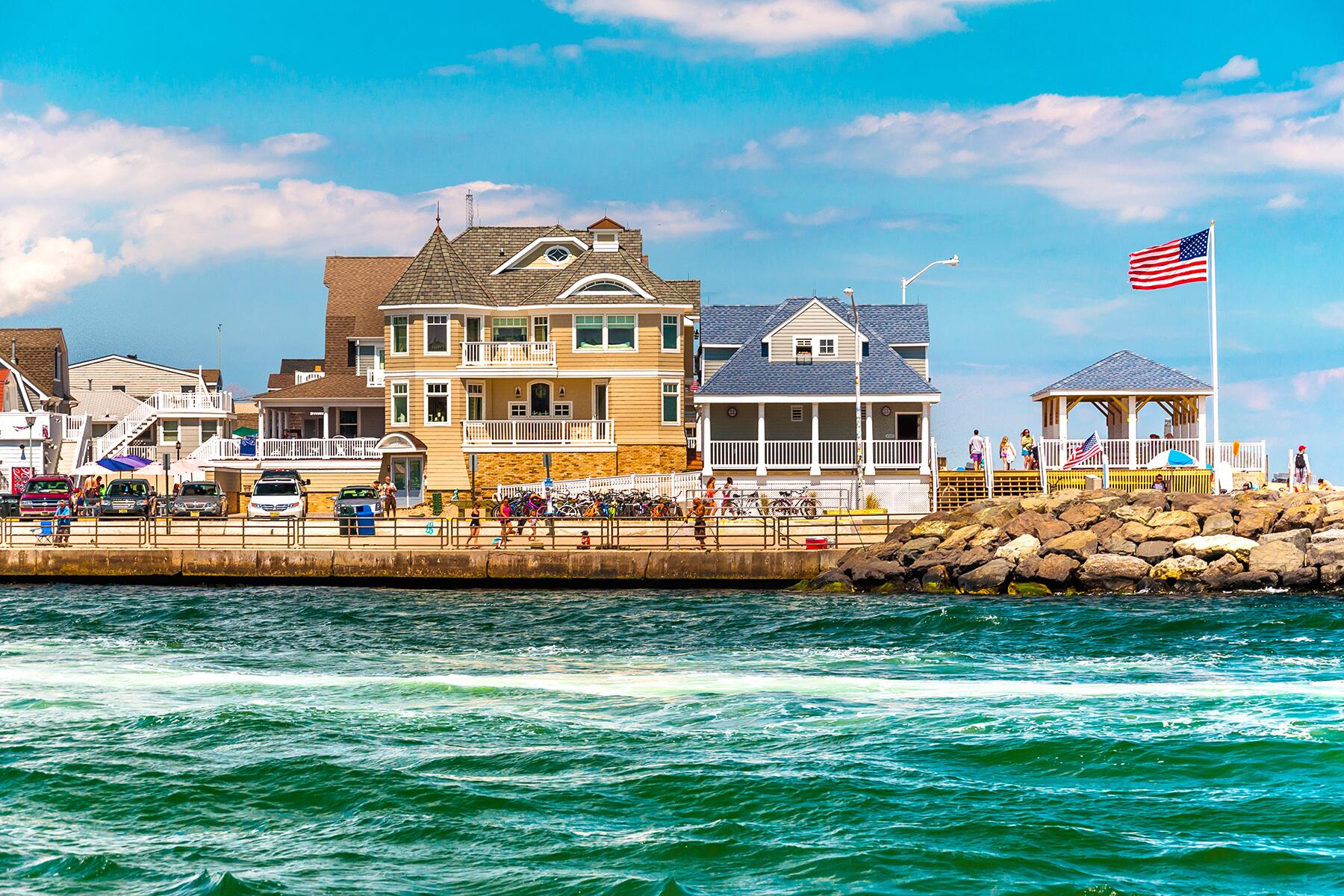 The Perfect 3-Day Weekend Road Trip Itinerary to Jersey Shore, New Jersey