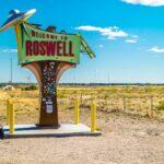 Albuquerque to Roswell, New Mexico