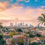 San Diego to Los Angeles, California