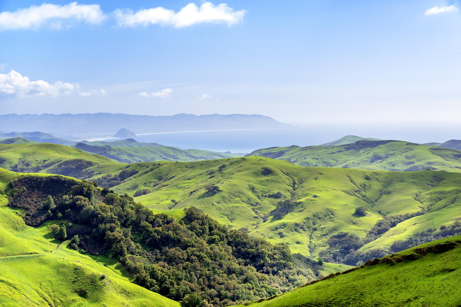 Los Angeles to San Luis Obispo, California