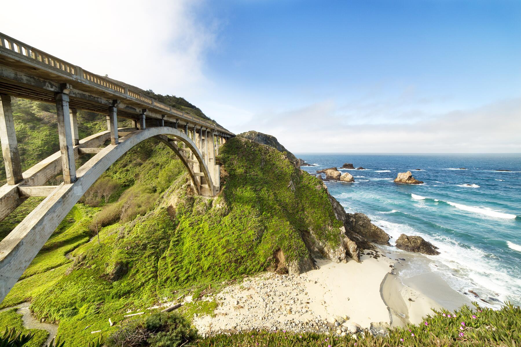 San Luis Obispo to Big Sur, California