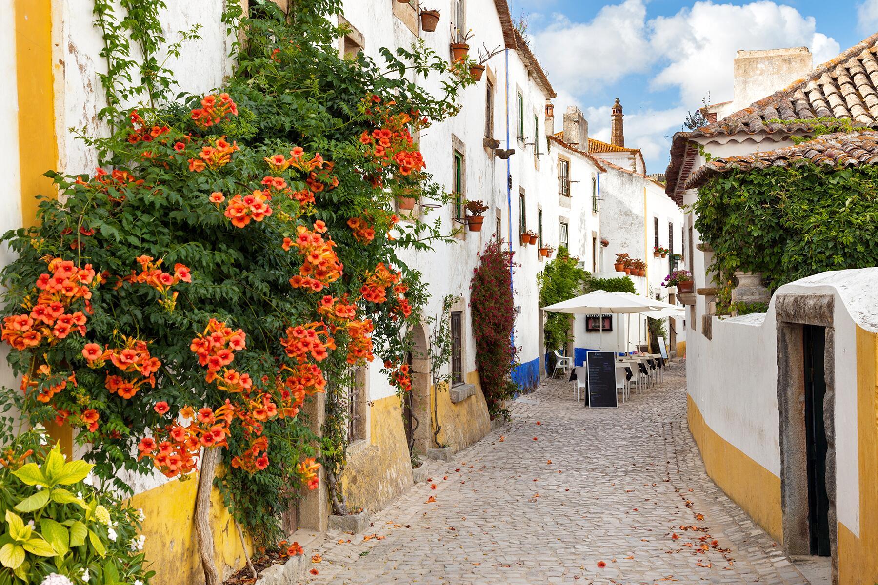 04_ForgottenVillagesPortugal__Obidos_4.) iStock-162248811