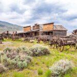 Yellowstone National Park to Cody, Wyoming