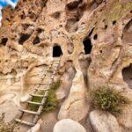 Santa Fe to Bandelier National Monument, New Mexico