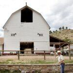 Cody to Eatons' Ranch, Wyoming